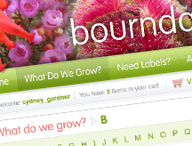 Bournda Plants Wholesale Nursery