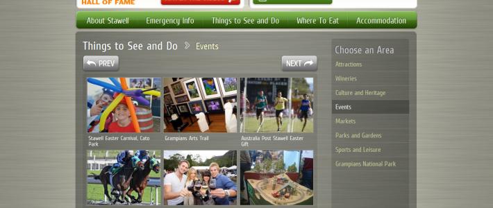 stawellgifthalloffame.com.au » Events